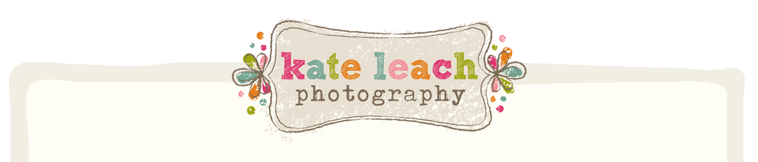 kate leach photography logo