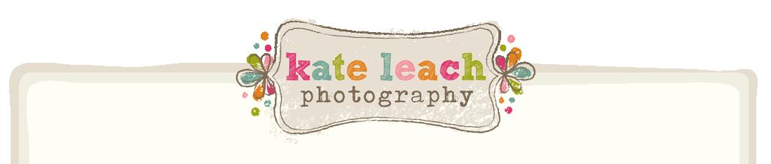 kate leach photography logo